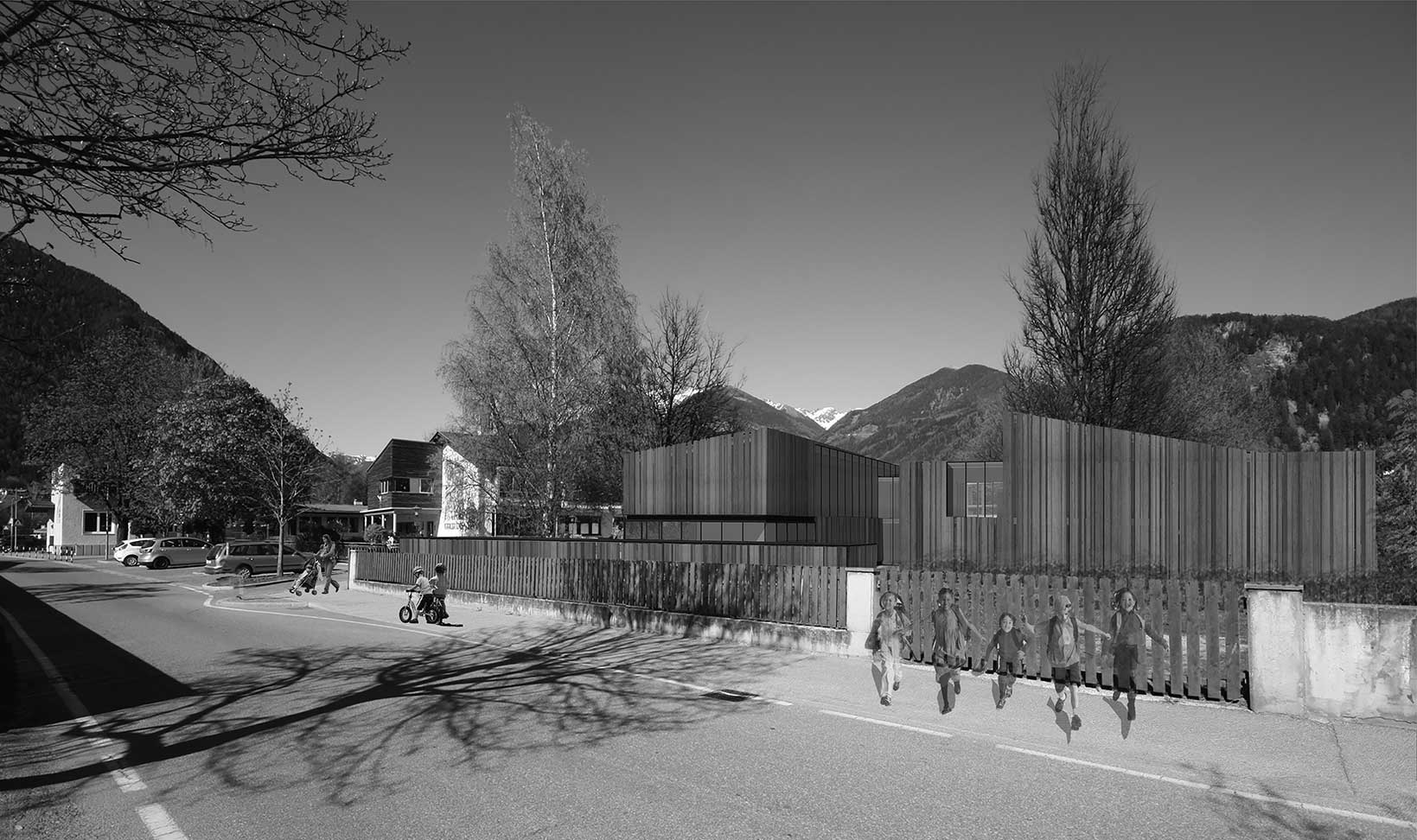 ASIB -  nursery school. brunico