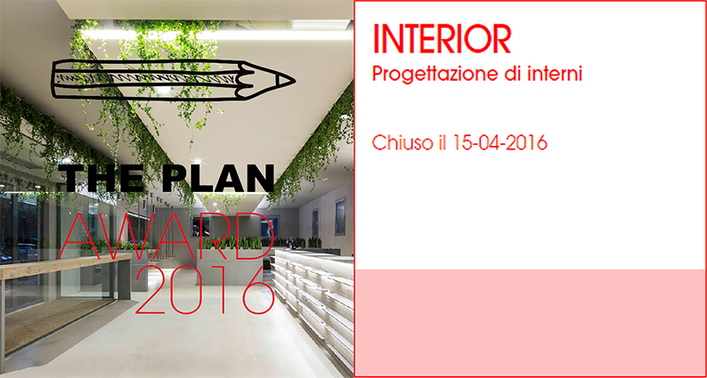 the plan award 2016 rabm. bologna