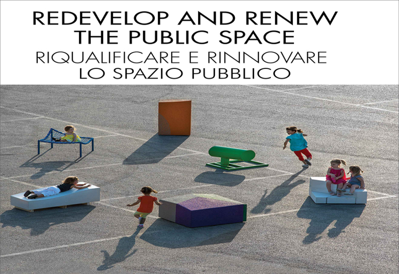 redevelop and renew the public space. milan