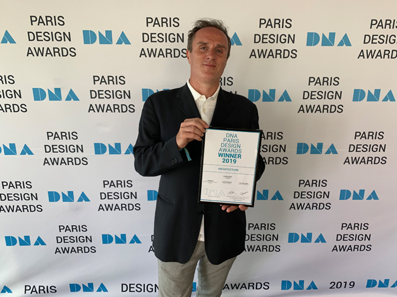 dna 2019. awards ceremony. paris