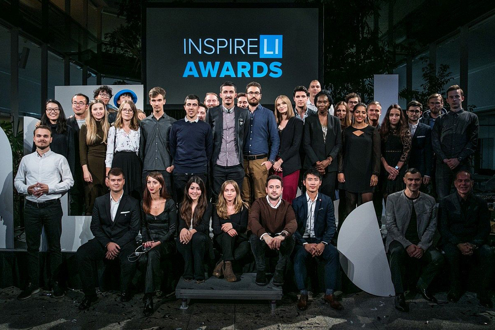 inspireli awards 2020. prague