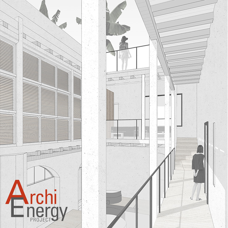 archienergy project. rimini